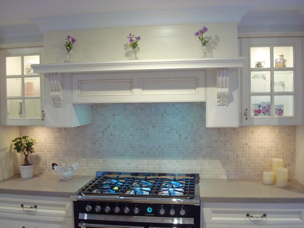 Hand Painted Traditional Kitchen 02 12