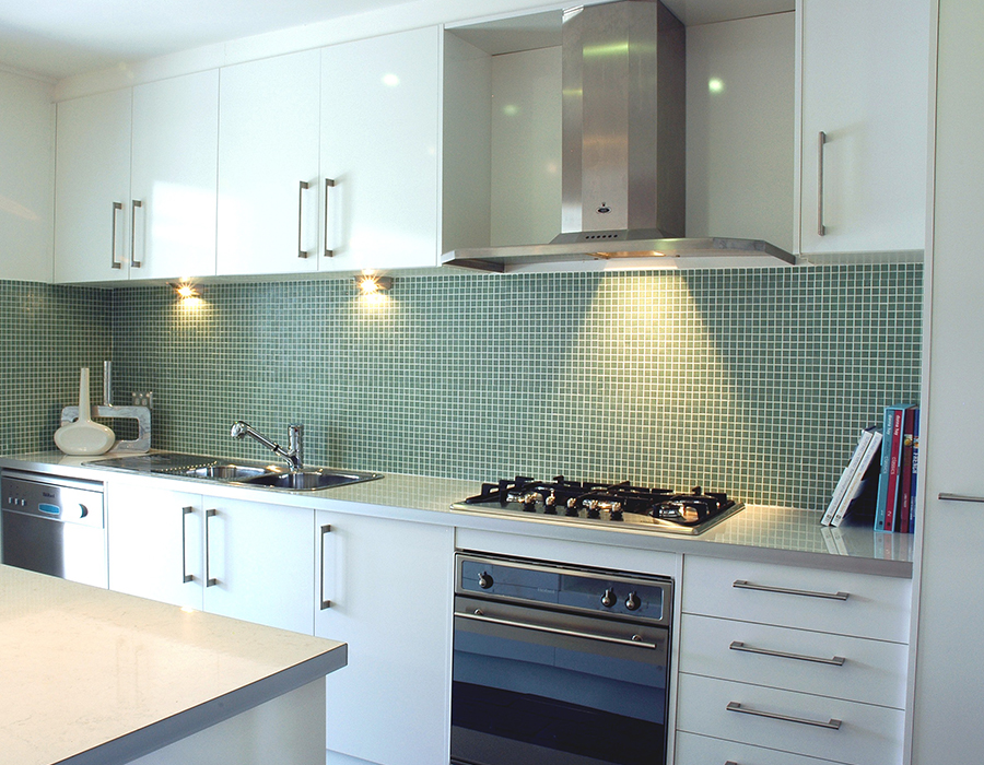 Light Modern Kitchen - Leichhardt